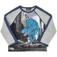 Langærmet T-shirt - 1230