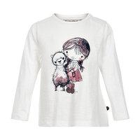 T-Shirt Med Print - 1000