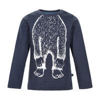 T-Shirt Med Print - 7840