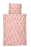 Baby Sengetøj - Pink
