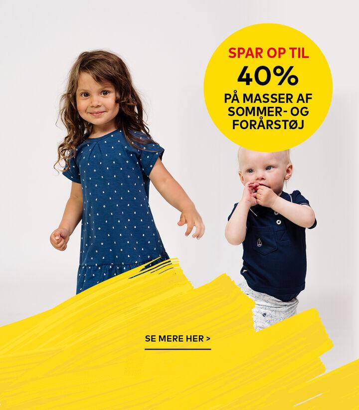 Sommertøj til børn