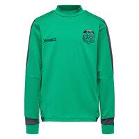 Thomas 606 - Langærmet T-Shirt - Grøn