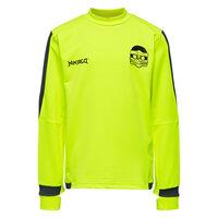 Thomas 606 - Langærmet T-Shirt - Gul