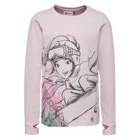 Tanya 605 - Langærmet T-Shirt - Rosa