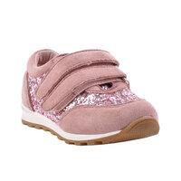 Sko Velcro Glitter - D.Rose