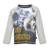 T-Shirt Med Foto Print - 1230