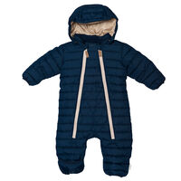 Demi Quilted Dragt - Blue