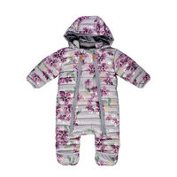 Demi Quilted Dragt - Wild Flowers