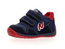 Sneakers Med Dobbelt Velcro - 1C23