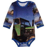 Body Med Traktor Print - Blue Ocean
