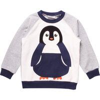 Pingvin Sweat - Pale Greymarl