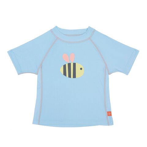 46447ef2ca85 Badebluse UV - Korte Ærmer - Bumble Bee - Babysam.dk