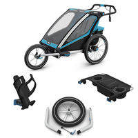 Thule Chariot Sport2 + Joggingkit + Tilbehør