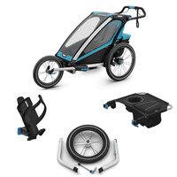Thule Chariot Sport1 + Joggingkit + Tilbehør
