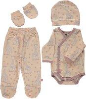 Nyfødt Sæt - Pale Blush