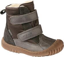 TEX Støvle Med Velcro - 479