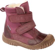 TEX Støvle Med Velcro - 735
