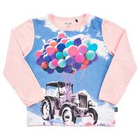 Langærmet T-shirt - 5151
