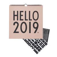 Kalender 2019 Nude