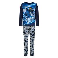 Cm-73095 - Pyjamas - Blå