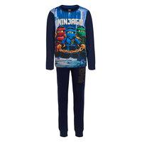 Cm-73117 - Pyjamas - Blå