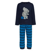 Cm-73449 - Pyjamas - Blå