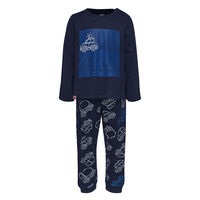 Cm-73448 - Pyjamas - Blå