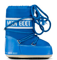 Moon Boot Mini Nylon - Azure