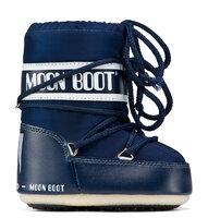 Moon Boot Mini Nylon - Blå