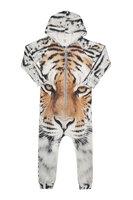 Heldragt Med Hætte - Tiger