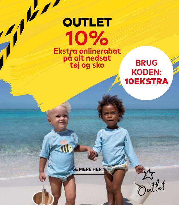 Tøj og sko til børn udsalg