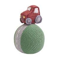 Hæklet Tumling, Traktor