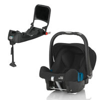 Babysafe Plus SHR II Inkl. Base - Cosmos Black