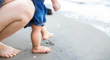 På ferie med baby