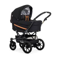 Edge Duo Med Competition Stel - Outdoor Black