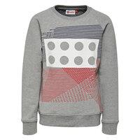 Sebastian 705 - Sweatshirt - Grå