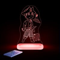 Sove Lampe - Pirat