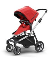 Thule Sleek - Energy Red