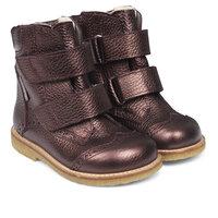 TEX-støvle Med Velcrolukning - 1536