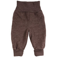 Uld Fleece Buks - Walnut