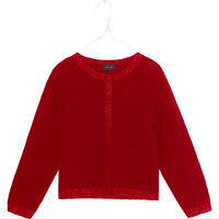 Addy Cardigan - Chine Red