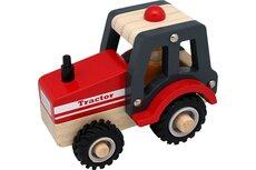 Traktor I Træ