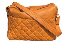 The bag Pusletaske - Cognac