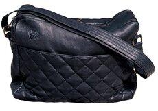 The bag Pusletaske - Sort
