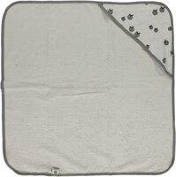 Baby Håndklæde - Lt. Grey Mix