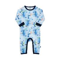 Mønstret Heldragt - 7721 Dress Blues