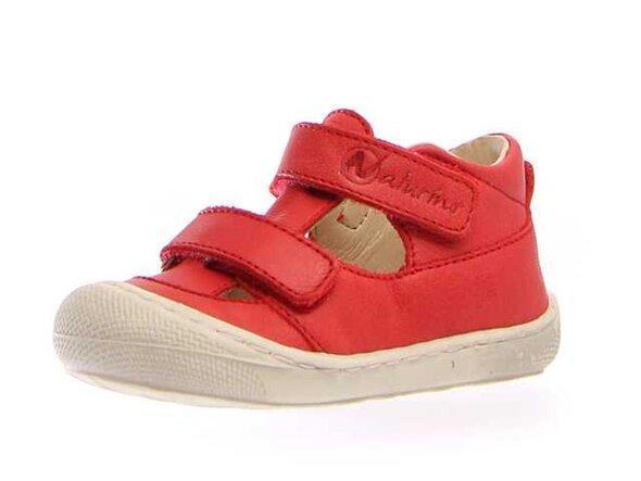 094cbf45f576 Puffy Begyndersko - 0H05 Red - Babysam.dk