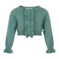 Cardigan Kort Model - 9612 Sagebrush Green