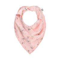 Mønstret Smæk Tørklæde - 519 Peachskin