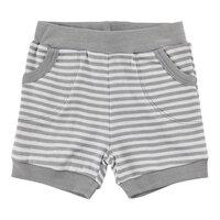 Stribede Shorts - 117 Nimbus Gloud